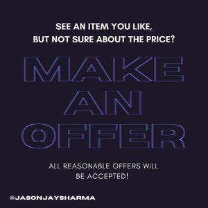 Make an Offer (@jasonjaysharma)